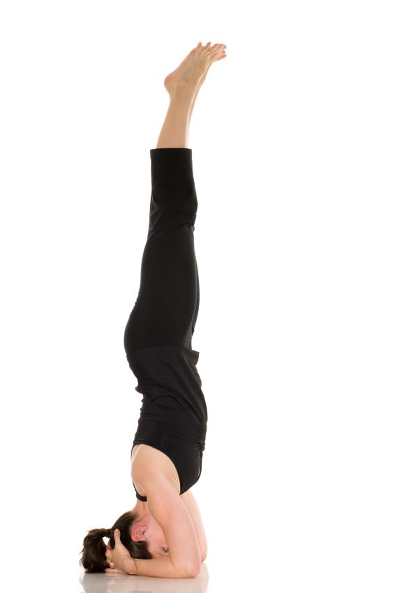 Yoga - Headstand Pose